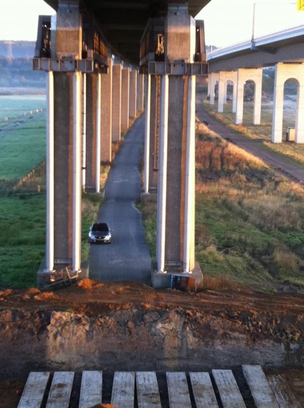 Rückbau Störbrücke