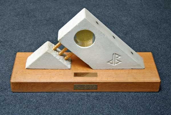 Diamond Award 2000 Auszeichnung in Gold