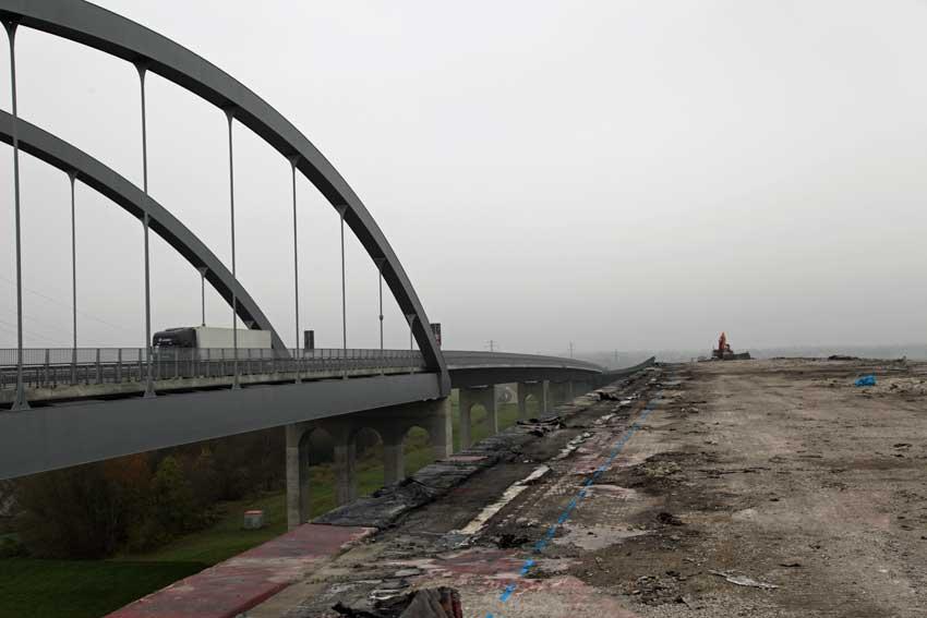 Brückenverlauf