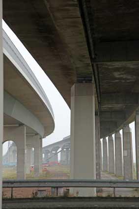 Ansicht Brücken